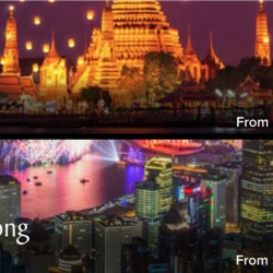 Singapore Airlines: Exceptional Fares to Bangkok and Hong Kong from $198