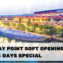 Waterway Point: Soft Opening 3 Days Special