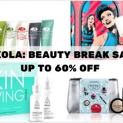 Luxola: Beauty Break Sale Up to 60% OFF