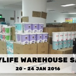 Citylife Home: Lunar New Year Warehouse Sale