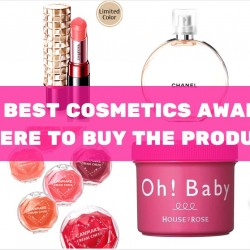 @COSME: Best Cosmetics Awards 2015 & Where to Buy the Products!