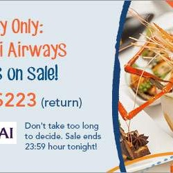 Zuji: All Thai Airways Flights on Sale for One Day Only + Up to $100 Rebate for MasterCard