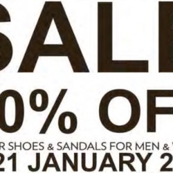 Isetan Scotts: Rockport Sale Up to 60% OFF Leather Shoes & Sandals
