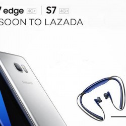 Lazada: Get Free Level U Pro with Samsung Galaxy S7 / S7 edge