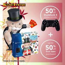 GameXtreme: Monopoly PS4 Season's Bundle