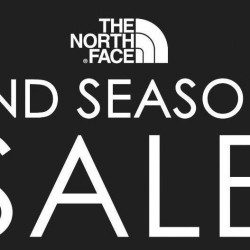 The North Face: End Season Sale Up to 60% OFF + Additional 5% OFF