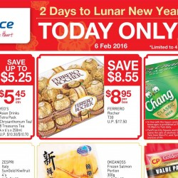 FairPrice: CNY One Day Special