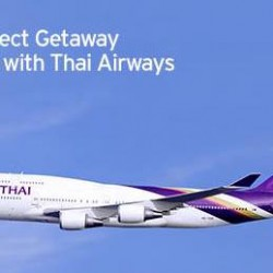 Thai Airways: Exclusive All-In MasterCard Fares from $253