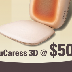 OSIM: Buy OSIM uCaress 3D at $50 (UP: S$349) on 28 Feb 2016