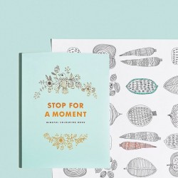 Kikki K:  20% off the Mindful Colouring collection