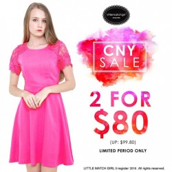 Little Match Girl: CNY SALE 2 for $80