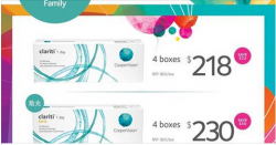 Better Vision: Contact Lens Promotions - Save up to $42 per box