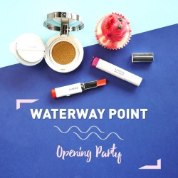 Laneige: Waterway Point Opening Party