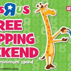 "Toys ""R"" Us: Free Shipping this Weekend"