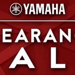 Yamaha: Clearance Sale up to 70% OFF