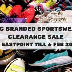 JLC: Branded Sportswear Clearance Sale Up to 70% OFF