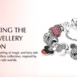 Pandora: NEW Disney Jewellery Collection