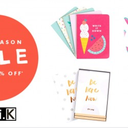 kikki.K: Mid Season Sale - Up to 50% off + Additional 10% OFF