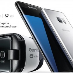 Singtel: Register Interest for Samsung Galaxy S7 and S7 edge & Get a FREE Gear VR worth $148