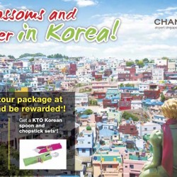 KTO: Korea Tour Packages at NATAS Travel 2016 and Travel Revolution 2016