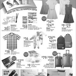 John Little: Plaza Singapura and Jurong Point Store Promotion --- Up to 80% OFF and 20% OFF All Regular Priced Items
