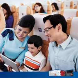 SilkAir: UOB MasterCard Exclusive Flight Promotion --- all-in return fares from S$199
