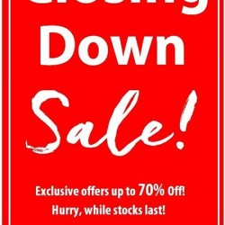 Howards Storage World: Closing Down Sale @ Plaza Singapura --- up to 70% off