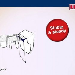Home-Fix Singapore: LEIFHEIT LAUNDRY DRYER PEGASUS @ S$49
