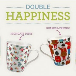 Cath Kidston Singapore: Last call for our Stanley Mugs promotion! It's the last day to purchase any 2 Stanley Mugs at a