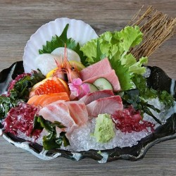 Sumiya: ASSORTED SASHIMI PROMOTION IN-STORE!