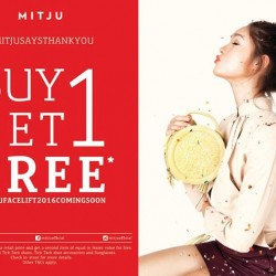 MITJU SINGAPORE: Buy 1 Get 1 Free Promotion