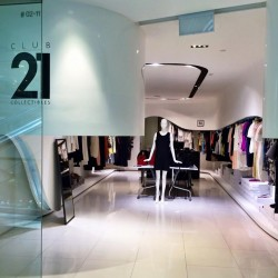 Club 21@ Raffles City: Storewide Discounts at Up to 80% OFF, UOB Cardmembers get an additional 5%