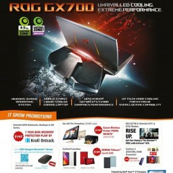ASUS: IT Show 2016 Special Promotion