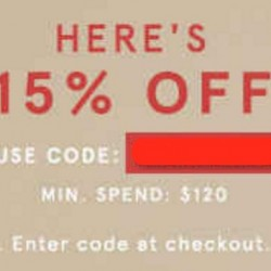 Zalora: Women's Day Special Promotion--- Flat 15% OFF on items