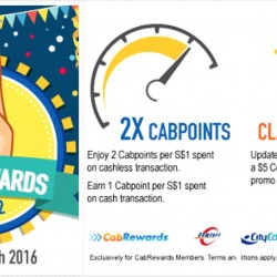 Cabrewards promotional giveaways