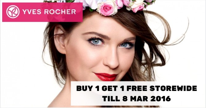 promotions yves rocher
