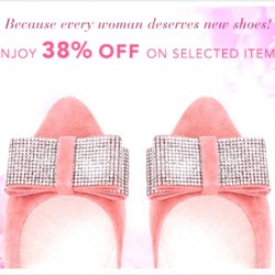 Pazzion: 38% OFF Selected Shoes Online