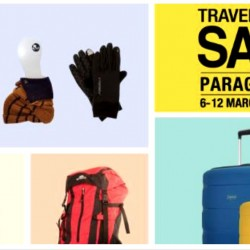 The Planet Traveller: Travel Goods Sale Up to 70% OFF + Buy 1 Get 1 Free Luggage Deals