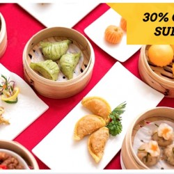 HungryGoWhere: 30% off Dim Sum at Dragon Bowl, Marina Square