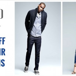 Gap: 40% OFF 2nd Pair of Jeans