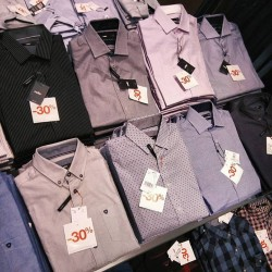 Celio* Singapore: business shirts promotion --- All at 30% off at Jem