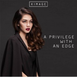 Kimage Prestige: Purchase an Edge Card today and receive 25% off hair services upon usage for payment