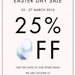 Aerosoles: Easter Weekend Promotion ---  25% off