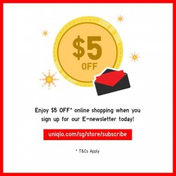 Uniqlo Singapore: Good Friday Long Weekend Airism Offers