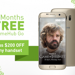StarHub: IT SHOW 2016 Promotion --- Enjoy 6 months of FREE HomeHub Go 1000 subscription, $200 off* any handset, 3 months of Supreme Box Office Pack
