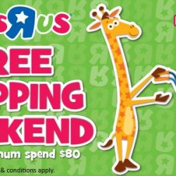 Babies'R'Us: FREE SHIPPING from 11-13 Mar