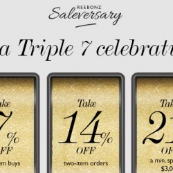 Reebonz: Saleversary Up to 21% OFF from as low as $177