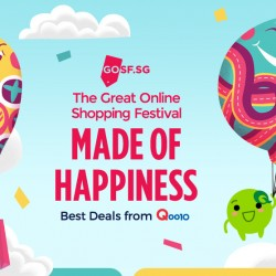 Qoo10: The Great Online Shopping Festival 2016 Exclusive Offers