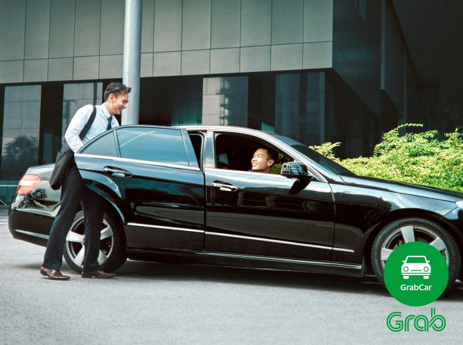 M1: Promo Code for $5 OFF GrabCar (Economy) Ride For First