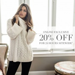 Forever New: Online Exclusive 20% OFF Sitewide